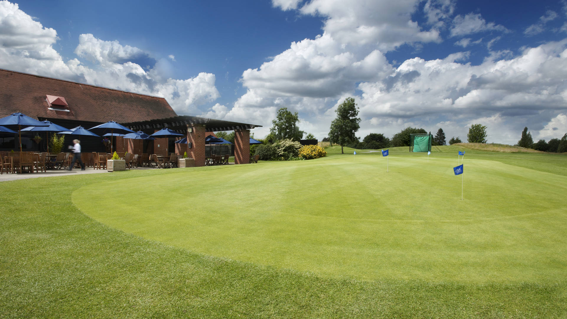 Golf at The Warwickshire Image