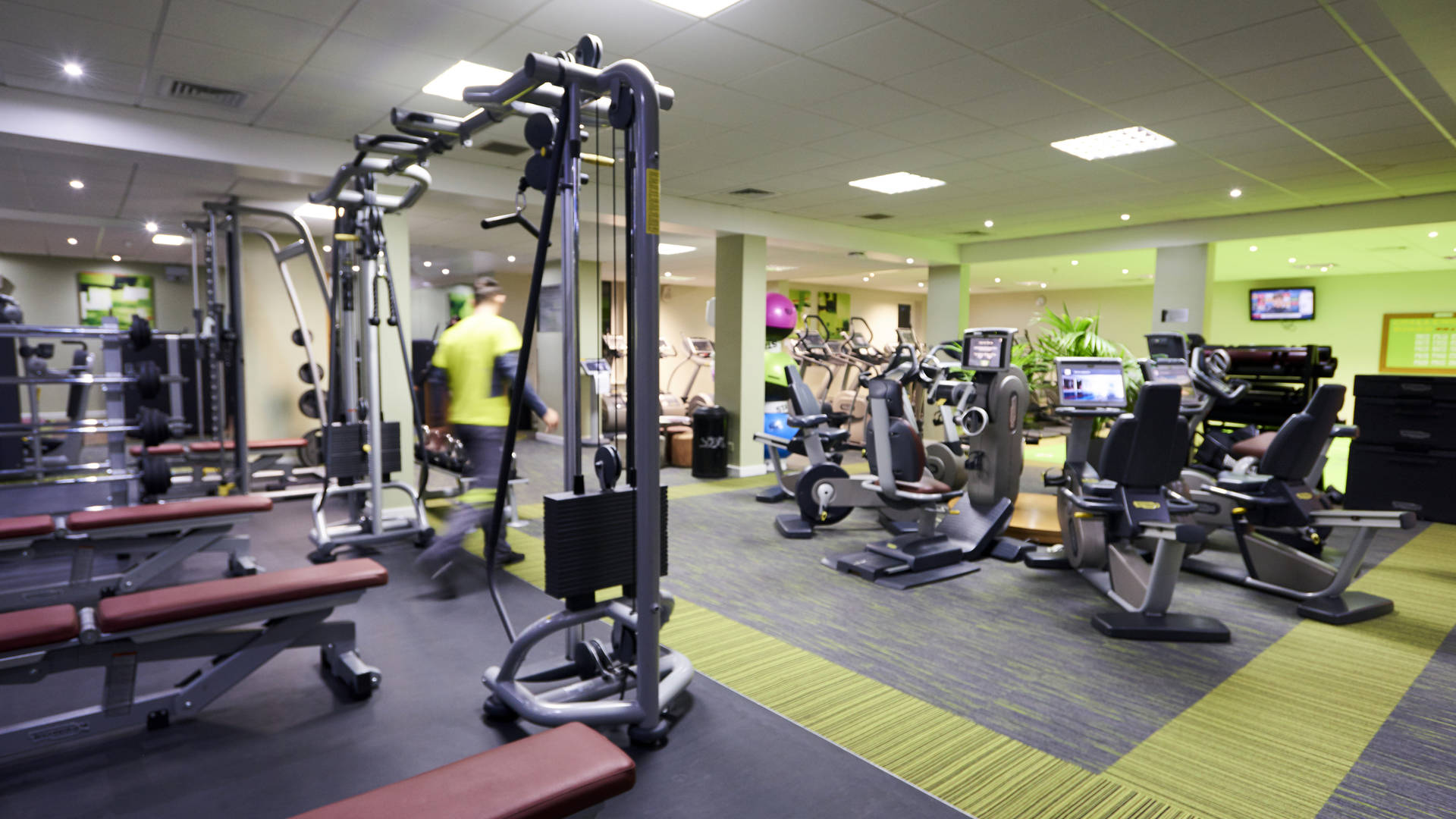 Gym at The Club Company